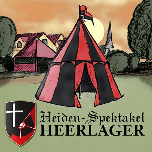 Heiden-Spektakel Heerlager