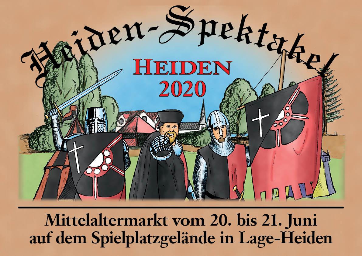 Unser Mittelatermarkt 2020
